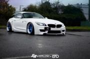 轻改海拉风BMW Z4 Wide Body