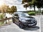 Larte Design改装梅赛德斯 - 奔驰GL 黑水晶升级包