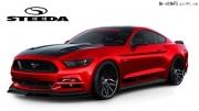 Steeda公布升级的2015年福特野马