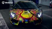 WrapStyle展示改装版迷幻兰博基尼Aventador