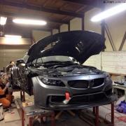 Varis发表BMW Z4改装宽体套件预览