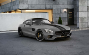 又一匹怪兽Wheelsandmore Mercedes-AMG GT